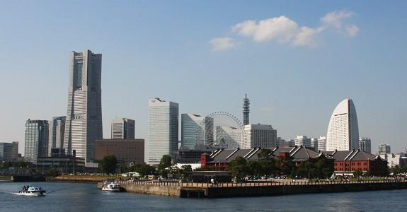 Yokohama, Minato Mirai 21